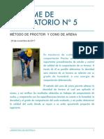 ensayo  5 Proctor
