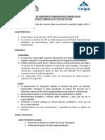 Protocolo de Conexión de Ch 628