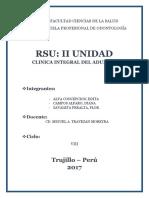 RSU- patologias pulpares