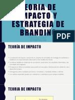 Teoria de Impacto y Estrategia de Branding