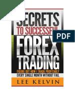Secrets to Successful Trading Fxindicator.en.Pt