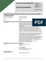 MSDS - NAFTALENO 2