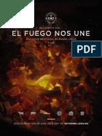 Recetario Anual Vol. 1 - El Fuego Nos Une