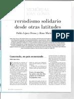 Guatemala, un país secuestrado