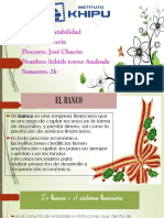 Diapositiva Banco