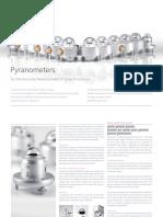 KippZonen Brochure Pyranometers