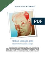 Mediante Agua y Sangre - Neville Goddard