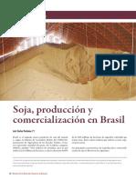 Articulo ,producción de soja en Brasil