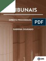 Direito Processual Civil - Aula 01
