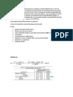 EJERCICIO DE RENDIMIENTO DE TRACTORES
