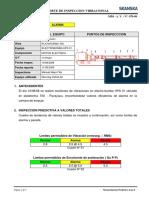 N° MPd AV LT8-079-08 Estado de condición EB HPS01 70X - Pavayacu