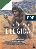 ARSUAGA Y MARTINEZ- La Especie Elegida (antropología).pdf