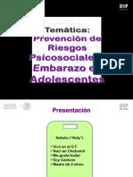 Presentación Taller Prenatal y Postnatal Para Adolescentes Junio 2013