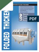 Folded Thickner[1]