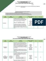 Carta Descriptiva PO SNDIF Prevención Del Embarazo Adolescente.