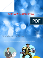 Service Marketing Intorduction