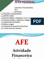 01 AFO Tecnicas Orcamentarias e Principios 20110103180907