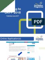 UKFP 2018 Application Presentation