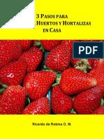 3 Pasos Para Cultivar Huertos y Ho-1