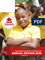 Haven Annual Review 2016.pdf