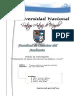 Procesos Quimicos Imvestigacion 2014 1
