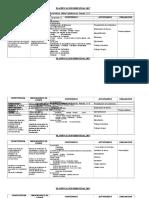 Plan Anual 2017 Comunicacion y Lenguaje Tercero Primaria