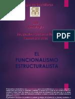 FUNCIONALISMO ESTRUCTURALISTA