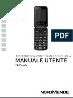 Manuale Utente FLIP100S (ITA)