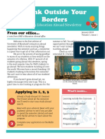 Abroad Newsletter