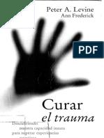 Curar El Trauma
