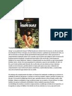 Analisis Del Pequeño Salvaje