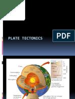 Plate Tectonics by Mya