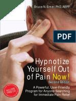 Autosugestion para dolor