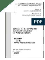 FluidHP48 LibIF97 Docu