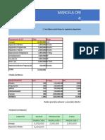 Taller 4 --Departamentalización de Los Costos Indirectos--marcela Orrego