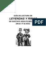 Leyendas y Rimas de Gustavo Adolfo Bécquer 4º ESO