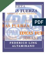 Federico Ling Altamirano Ideas Fuerza
