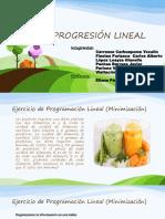 Progresión Lineal