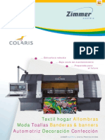 Estampado Colaris Digital Printing Systems V1