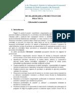 Ghid Elaborare Proiect Practica CIBERNETICA