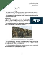 Manual en Rock Stability