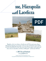 Laodicea - 3 Cities