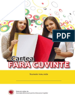 Cartea Fara Cuvinte_4 Kids