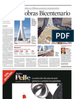 Aplazan obras Bicentenario