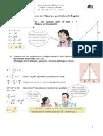Teorema de Pitágoras_Continuação