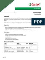 Product Castrol Optileb Dab 8