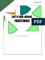 fractions iwb