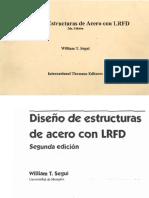 DISEÑO DE ESTRUCTURAS DE ACERO CON LRFD - SEGUI.pdf