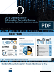 2018 Global State of Information Security Survey