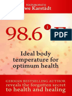 98,6 – Ideal Body Temperature as the Secret to Optimum Health-min
